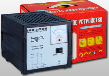 Устройство пуско-зарядное ОРИОН Вымпел-70 - фото 2